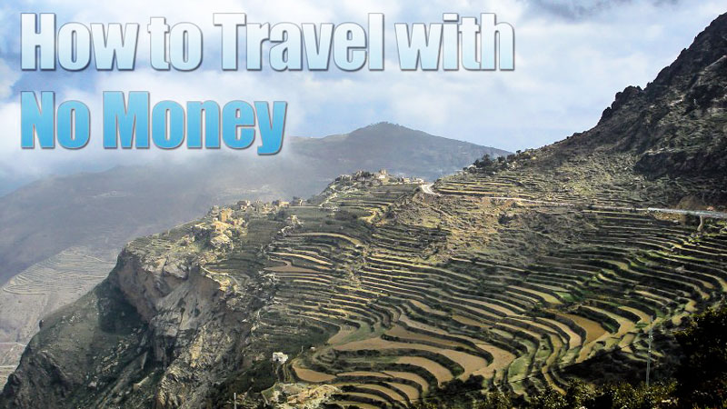 Travel the World with No Money